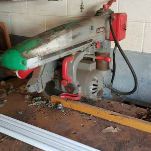 Dewalt Radial Arm Saw for Sale in Norristown, PA
