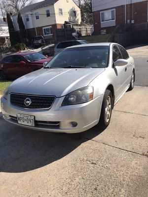 2004 Nissan Altima for Sale in Silver Spring, MD