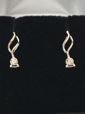 14k White Gold Earrings for Sale in Phoenix, AZ