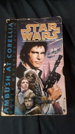 Star wars 1995 book for Sale in Killeen,  TX