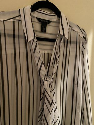 Sheer oversized shirt. To wear with or without scarf for Sale in Menifee, CA