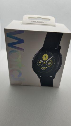 *NEW*Samsung Galaxy Watch Active Black 40mm for Sale in Atlanta, GA