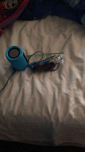 Bluetooth speaker and charger for Sale in Lewisville, TX