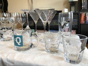 All the glassware you need for Sale in Queens, NY