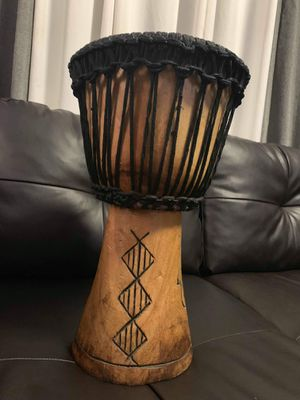"AFRICAN HAND MADE ""BONGO"" For SALE!! for Sale in Los Angeles, CA"