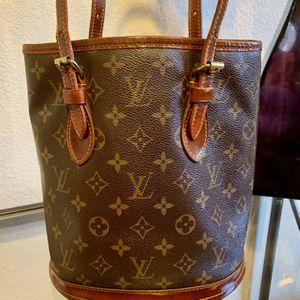 Louis Vuitton Bucket Bag for Sale in Rancho Cordova, CA