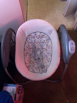 Baby swing chair for Sale in Richmond, VA