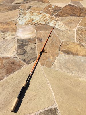 Kencor PAC63 Tenlew Magnaglas 6' Ultralight Trout Fishing Rod for Sale in Fullerton, CA