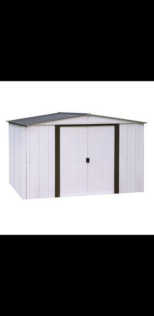 Metal storage shed no box for Sale in El Monte, CA