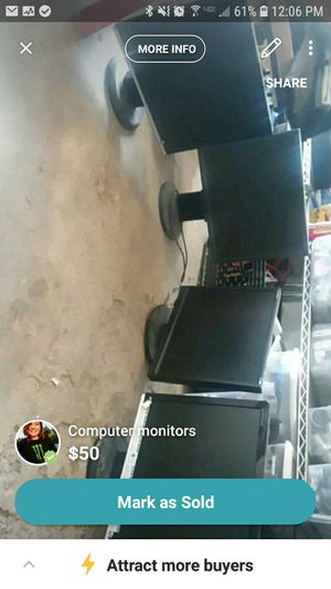 Computer monitors for Sale in U.S. Air Force Academy, CO