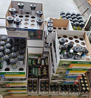 Sprinkler Heads - Rain Bird, Orbit - All Brand New for Sale in Tualatin, OR