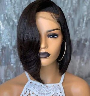 Bob Wig Lace Frontal 100% Human Hair. You can dye, bleach, straighten for Sale in Inkster, MI