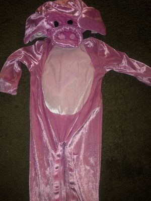 Piggy costume 6-12 months for Sale in Lancaster, CA