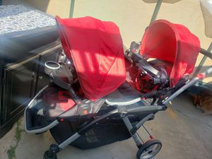 Double stroller for Sale in Imperial Beach, CA