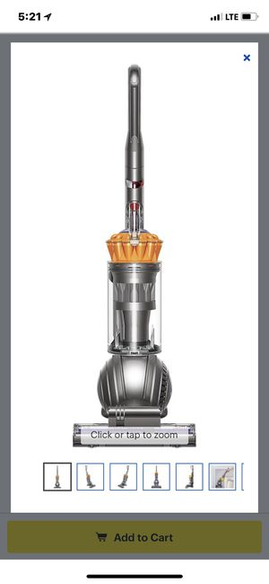 Dyson Ball vacuum cleaner. Yes it works not a thing wrong with it. . Read more for Sale in Arlington, TX