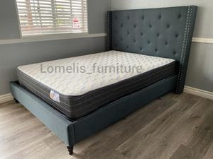 Cal king beds with mattresses included for Sale in Lake Elsinore, CA