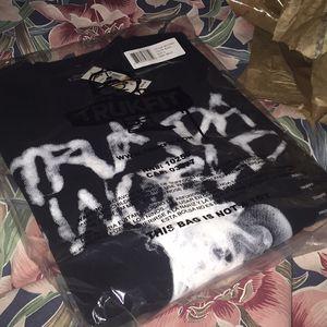 "Trukfit ""Truk Da World"" Fleece Crewneck | Black for Sale in La Vergne, TN"