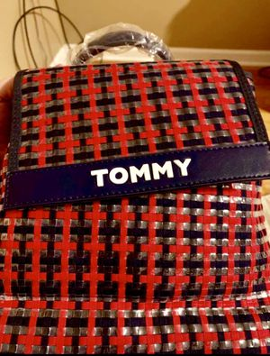 Tommy Hilfiger backpack purse for Sale in Hilliard, OH