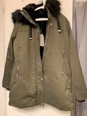 Parka water proof zara new size S for Sale in Houston, TX