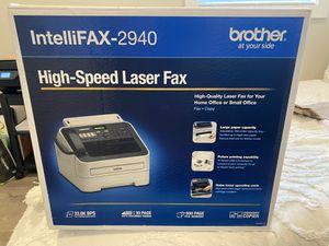 High speed laser printer/fax for Sale in Stuart, FL
