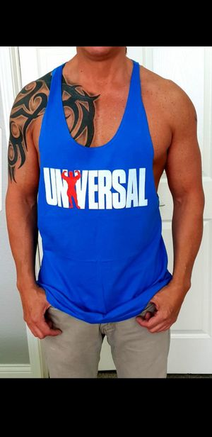 FITNESS TANK TOP FOR MEN $10 NEW for Sale in Hickory Creek, TX