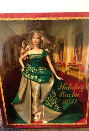 2011 Holiday Barbie BNIB for Sale in Orlando, FL
