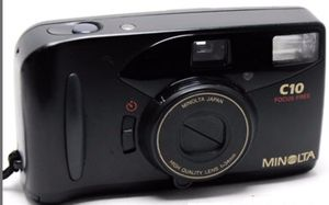 Film camera Minolta C 10 for Sale in Beaverton, OR