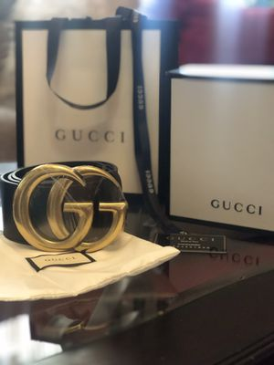 Gucci Wide Belt size 40 Inches for Sale in Chicago, IL
