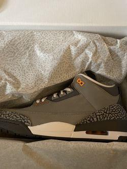 Jordan 3 Cool Gray Size 11 for Sale in Seattle,  WA
