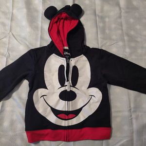 Toddler Boys' Mickey Mouse Costume Hoodie 4t Brand New! for Sale in Las Vegas, NV