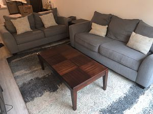 Living Room Set, Couches and Tables for Sale in Houston, TX