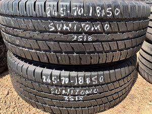 265 70 18 for Sale in Gilbert, AZ