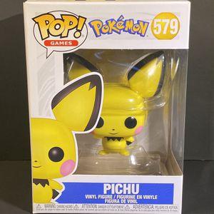 Funko POP! Pokemon Pichu #579 for Sale in Boca Raton, FL