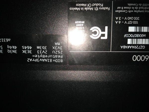 HP a6000