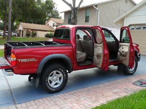 For sale 2003 Toyota Tacoma SR5Wheelsss-CleanTitle for Sale in Denver, CO