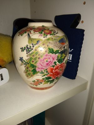 Oriental Vase for Sale in Lake Worth, FL