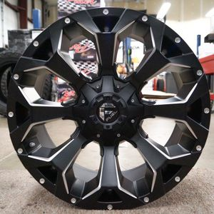 """15"""" Fuel Assault Wheels for Sale in Santa Ana, CA"""