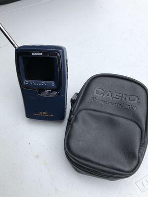 Casio Mini TV 980 for Sale in Manassas, VA