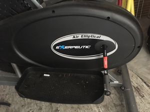Air elliptical exerplitc exercise bike for Sale in Rockland, MA