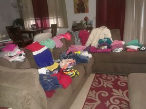 Lot of Clothes & Shoes For Women or Girls for Sale in Kissimmee, FL