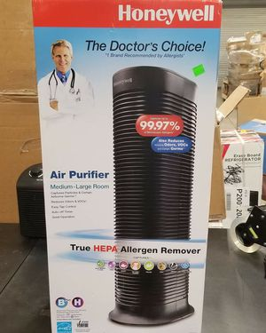 Honeywell True HEPA Tower Air Purifier for Medium to Large Rooms $115 FIRM for Sale in Redlands, CA
