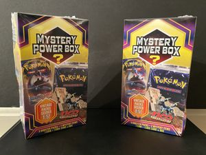 Pokémon Mystery Box! Factory sealed! for Sale in Arlington, VA