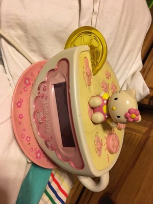Hello kitty clock (lost top) $20 for Sale in Mesquite, TX