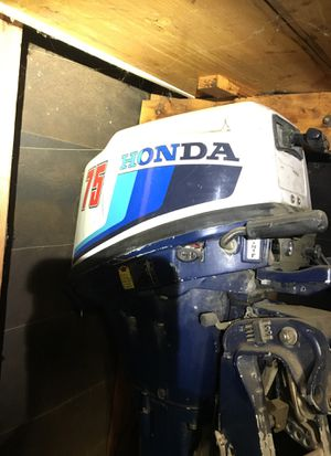 Honda outboard motor for Sale in Baldwin Park, CA
