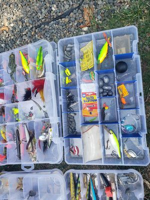 Fishing Tackle for Sale in Spokane, WA