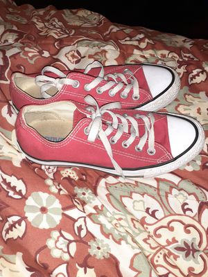 Red converse for Sale in Lakeland, FL