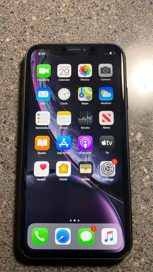 iPhone XR Att/Cricket for Sale in Palm Bay, FL