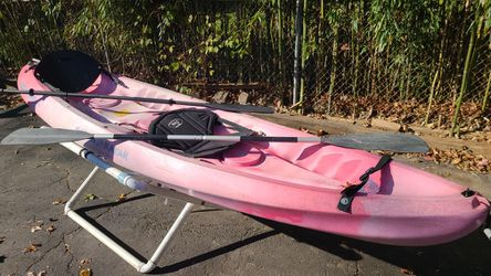 Ocean Malibu two kayak with paddles and seats for Sale in Westfield,  NJ