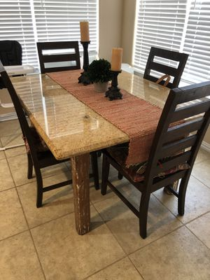 Granite kitchen table for Sale in Austin, TX
