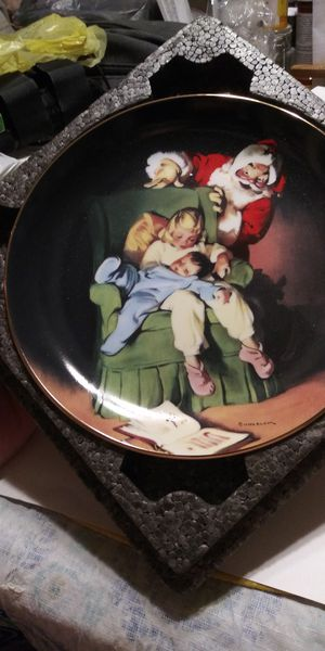 Christmas plate for Sale in Brainerd, MN